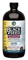 Premium Black Seed Oil - 16 oz.